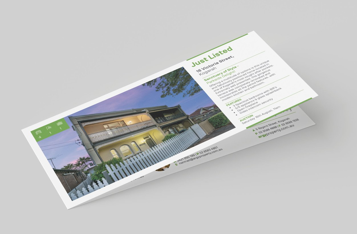 Argy Property DL brochure