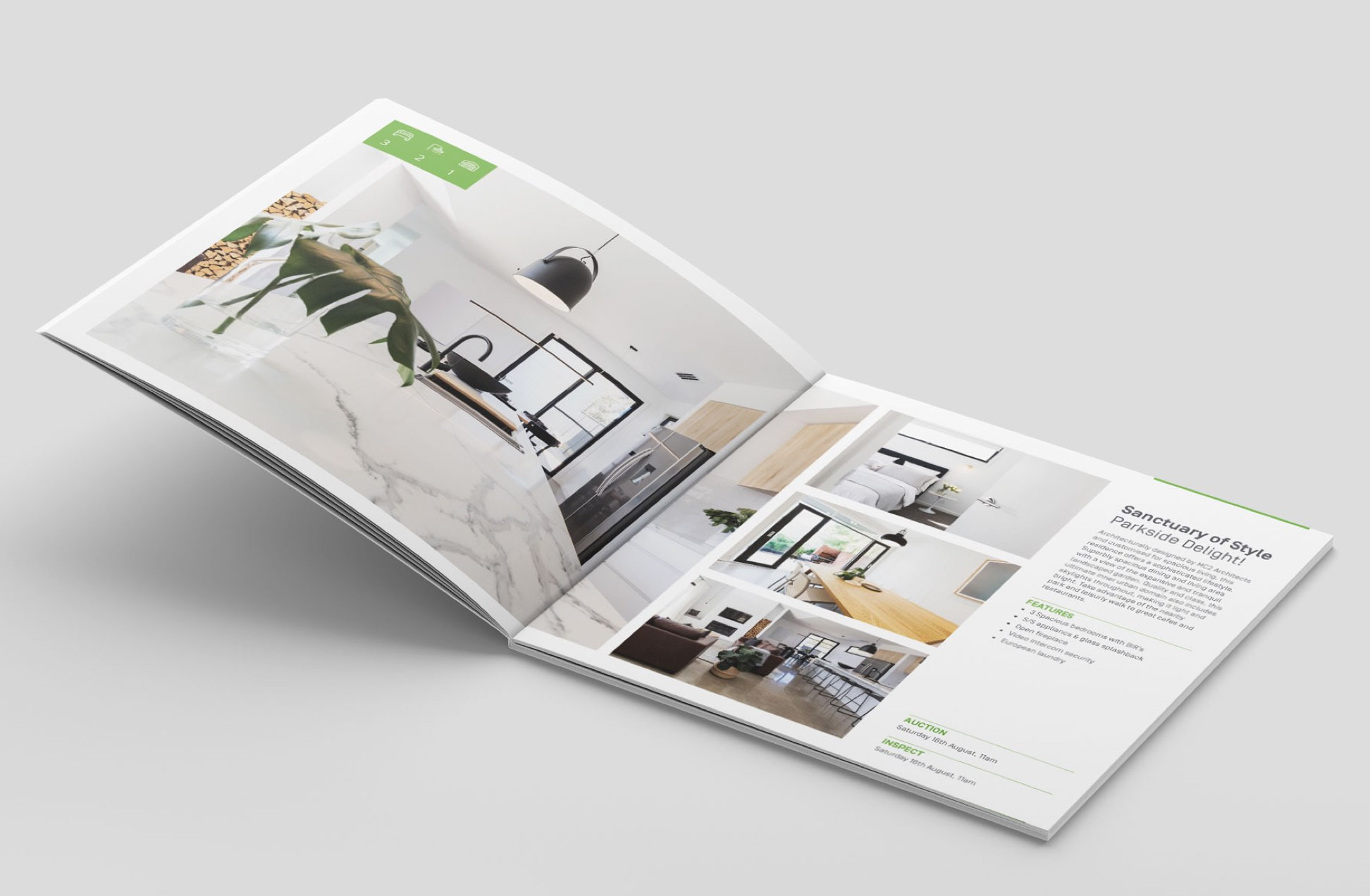 Argy Property sales brochure