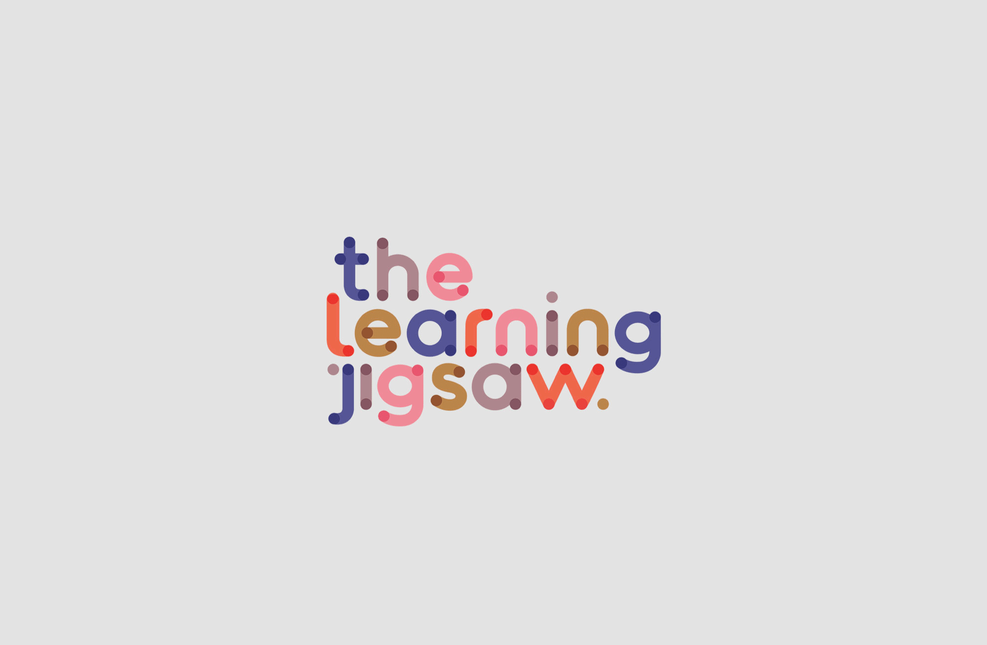 The Learning Jigsaw branding