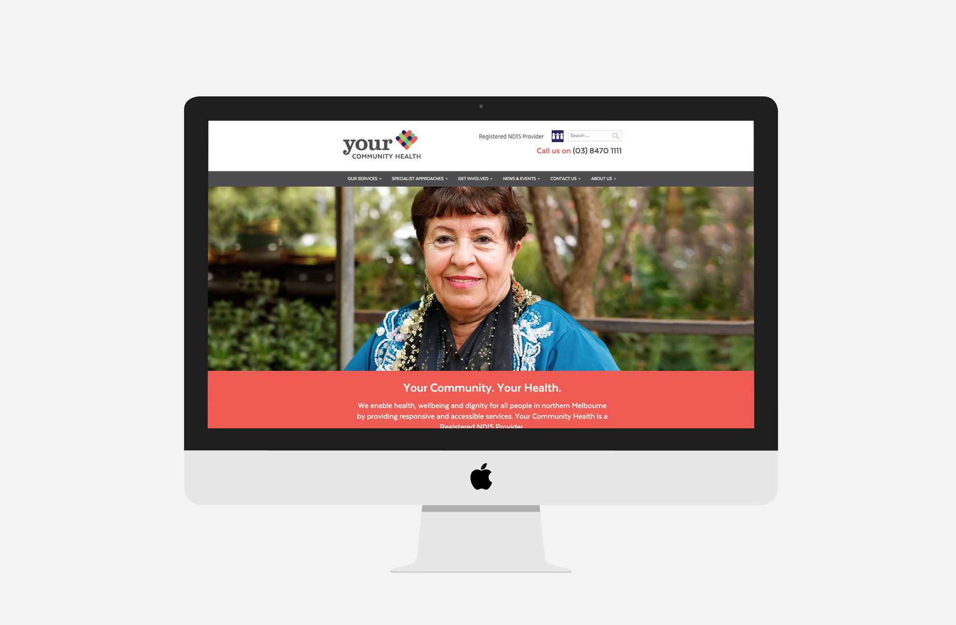 Your Community Health - home page